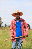 Agriculturist — Stock Photo
