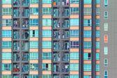 Condominium background — Stock Photo