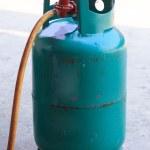 LPG cylinder — Stock Photo #37692955