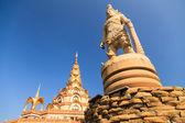 Wat pha sorn kaew — Stock Photo