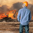 Construction worker — Stock Photo #38817955