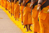 Monks in Thailand — Stock Photo