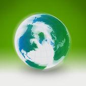 Kleurrijke aarde — Stockfoto