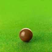 Snooker ball — Stock Photo