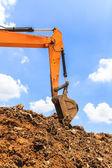 Excavator  — Foto de Stock