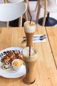Café gelado — Foto Stock