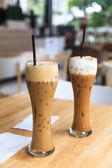 Buzlu kahve — Stok fotoğraf