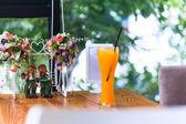 オレンジ ジュース — ストック写真