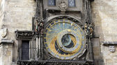 Astronomical clock — Stockfoto