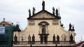 Pragues buildings — Stock Photo