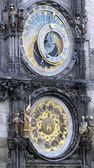 Astronomische klok — Stockfoto