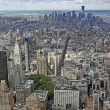 New yorks skyline at day — Stock Photo