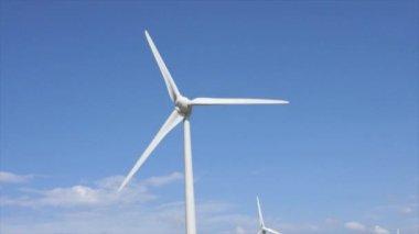 Windpower — Stockvideo