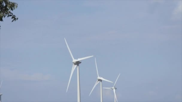 énergie éolienne — Vidéo