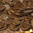 Stock Photo: Money pennies