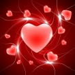 Foto de Stock  : Valentine's day background