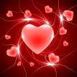 Stockfoto: Valentine's day background