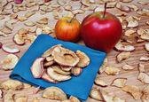Dried apple — Stock Photo