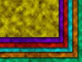 Superimposed fiber textures. — Stock Photo