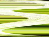 абстрактный фон волн и линий в лимонно-желтый тон. — Стоковое фото