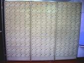 PO Boxes — Stock Photo