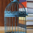 Stock Photo: Vintage Birdcage