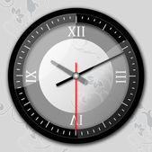Time a clock — Foto Stock