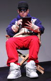 Superstar Chef Eddie Huang Appearing at Apple Store Soho — Stock Photo