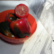Foto Stock: Stuffed Peppers.