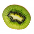 Kiwi fruit isolated on white — Stock Photo #26646189