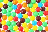 красочные конфеты фон. — Стоковое фото