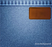 Jeans background. — Stock Photo