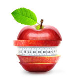 分離された赤いリンゴ. — ストック写真
