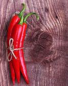Pimenta vermelha — Fotografia Stock