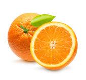Owoc pomarańczowy — Zdjęcie stockowe