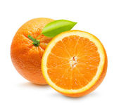 Orange fruit — 图库照片