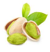 Pistachio nuts isolated — Stock Photo