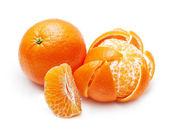 Orange citrus fruit, mandarin — Stock Photo