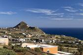 Scauri,潘泰莱里亚-西西里岛 — 图库照片