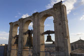 St. charles borromeo, noto (sicilya) — Stok fotoğraf