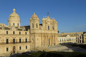 Cathedral of St. Nicholas, Noto — Stock Photo