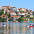 Stok fotoğraf: City of Kastoria-Greece