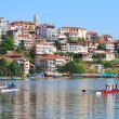 Foto Stock: City of Kastoria-Greece
