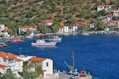Agia Kyriaki village — Stock Photo