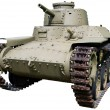 Stock Photo: Old medium olive tank