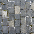 Mosaic cobblestone background — Stock Photo