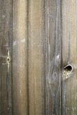 вертикальные коричневый деревянный фон — Стоковое фото