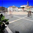 Stock Video: City Piran