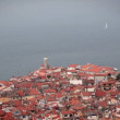 Panoramic shot of Piran — Stock Video #28385103