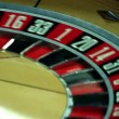 Stock Video: Close up of playing roulette